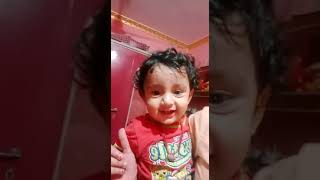 # funniest conversation  between baby