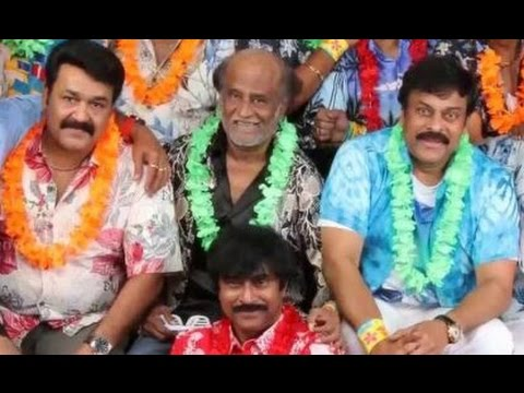 Simbu To Take Rajini And Kamal Avatar | 80's Stars Get Together | Reunion, Rajinikanth, Mohanlal video