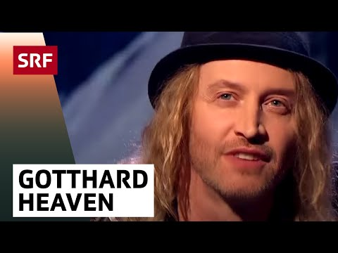 Gotthard - Heaven (2018) | 50 Jahre Schweizer Hitparade