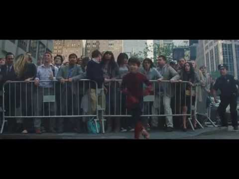 The Amazing Spider Man 2 End Scene: Kid Stands Up Against Rhino - High Definition