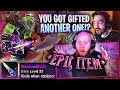 SOMEONE GIFTED ME AN EPIC ITEM?!   FT. 72HRS