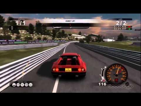 GameSpot Reviews - Test Drive: Ferrari Racing Legends