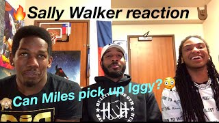 Sally Walker reaction video
