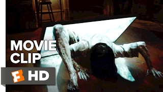 Rings Movie CLIP - Off the Wall (2017) - Matilda Anna Ingrid Lutz Movie