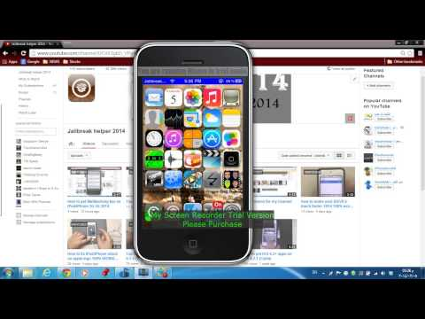 Top 10 Cydia tweaks for IOS 4.2.1+ 2014 #1