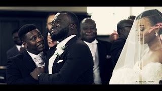 The Most Beautiful Bridal Entrance Ever Groom Cries When He Sees His Bride