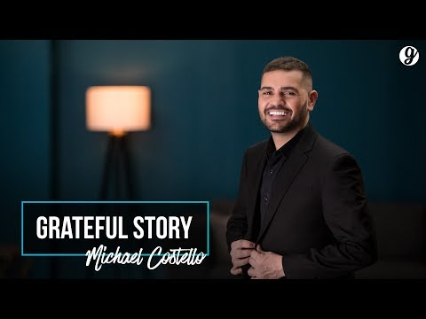 Celebrity fashion designer Michael Costello shares his story
