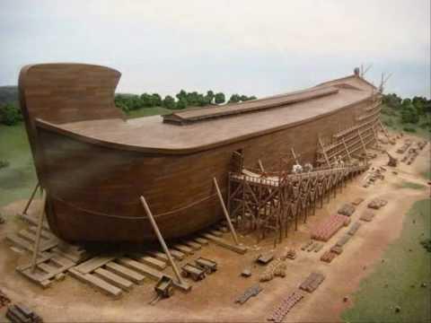 قصص من السنة - اثار لسفينة نوح عليه السلام على جبل الجودي