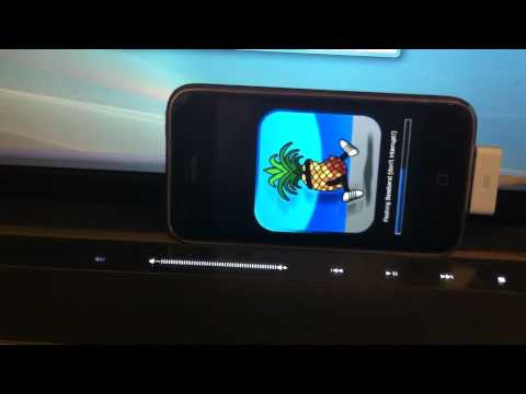 jailbreak y Liberar iPhone 3G iPhone 3GS iOS 4.2.1 parte 2