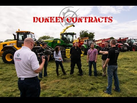 GRASSMEN - Donkey Contracts - The Team