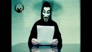 Anonymous - Operation Facebook