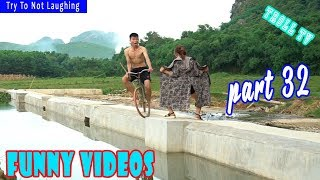 TRY NOT TO LAUGH | Funny Videos | Funny Fails Compilation June 2019 | TROLL TV #32