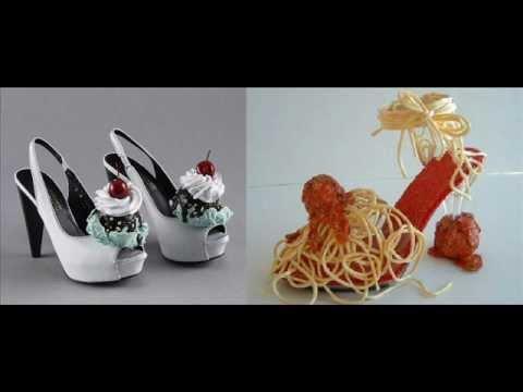 imagenes de los zapatos mas extraños del mundo