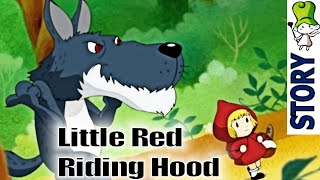 Red Riding Hood - Little Red Riding Hood - Bedtime Story Animation | Best Children Classics HD