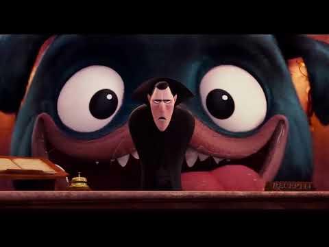 Посмотрите первый трейлер мультфильма «Монстры на каникулах 3»
