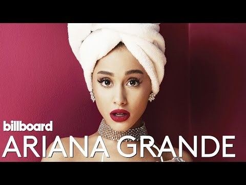 Ariana Grande Billboard Cover Shoot | #ArianaonBillboard