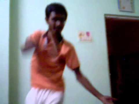 roopesh dance mirapakay
