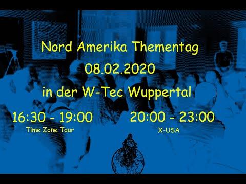Paetschman Proudly Presents: Thementag Nordamerika 08.02.2020