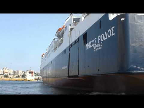 Nissos Rodos - Hellenic Seaways - NetFerry.com