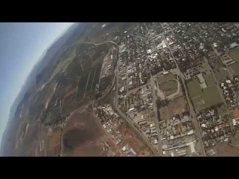 Skydiver Drops Camera During Malfunction
