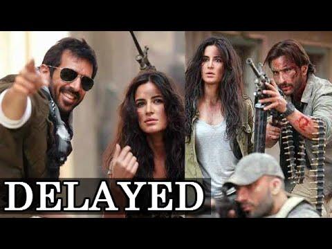 Saif Ali Khan's PHANTOM delayed due to BABY Movie | Katrina Kaif | Akshay Kumar | Kabir Khan