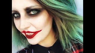 My Halloween Costume:  The Joker (Female)