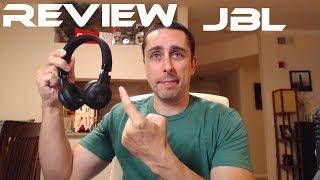 JBL E45BT Bluetooth Headphones - REVIEW