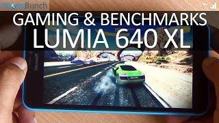 Microsoft Lumia 640 XL - Gaming Review & Benchmarks
