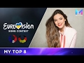 download Eurovision 2017 - MY TOP 8 (so far)