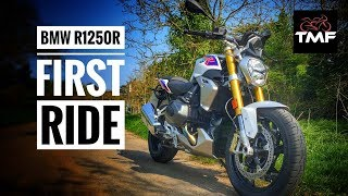 2019 BMW R1250R Review