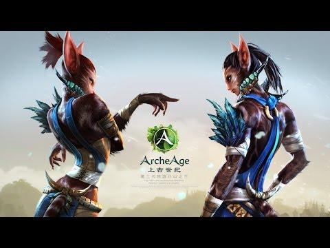 Первый взгляд ArcheAge