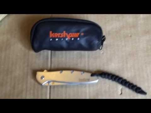 Kershaw Leek Composite Blade CPM-D2