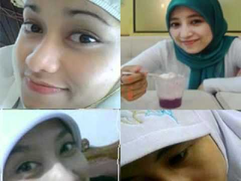 Beautiful Indonesian Muslim Women