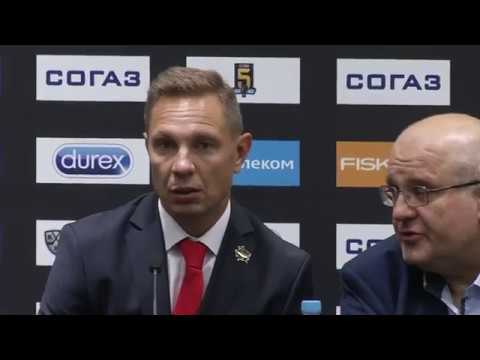 Сочи - Куньлунь Ред Стар: пресс-конференция, 5 сентября 2018