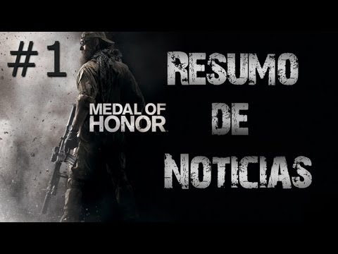 Medal of Honor: Warfighter - Resumo de Noticias #1