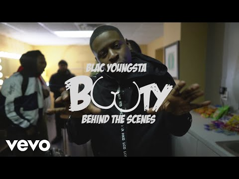 Blac Youngsta - Behind the Scenes of Booty thumbnail