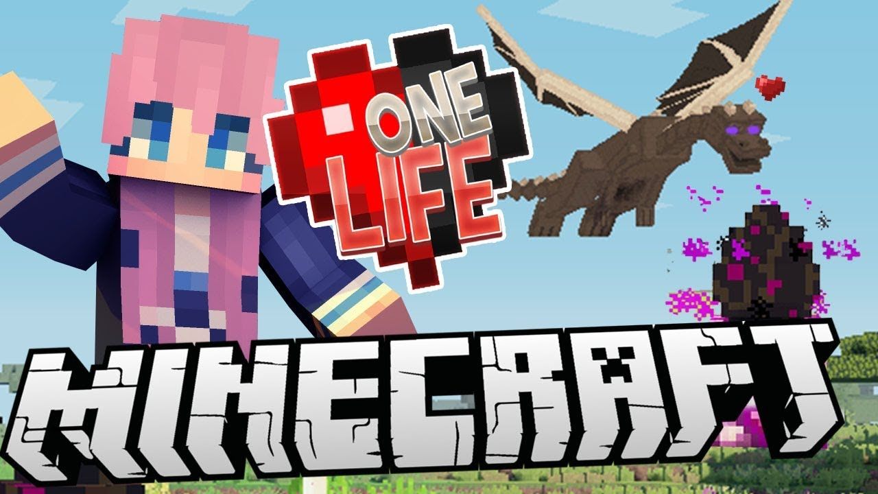 Baby Enderdragon | Ep. 27 | Minecraft One Life
