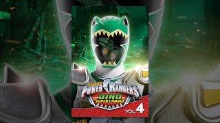 Power Rangers: Dino Super Charge - Volume 4