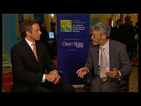 John Holdren Discusses Climate & Environment