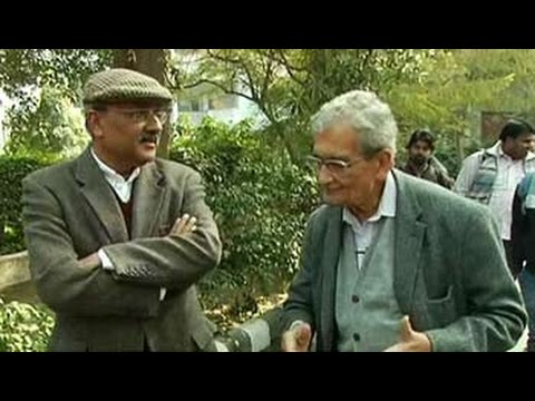 Walk The Talk with Amartya Sen