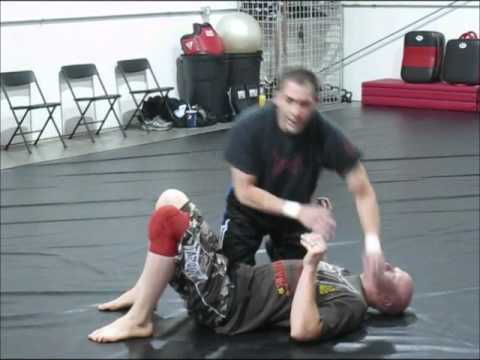 Bend Jiu Jitsu and MMA Training - Hammerlock to Kimura to Armlock Submission Image 1
