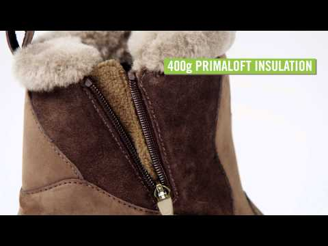 Video: Women's Greenland Zip II Boots