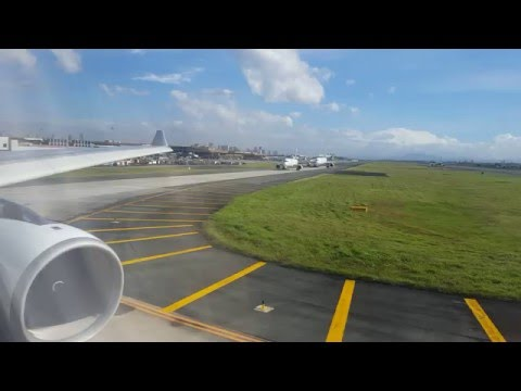 Airbus A330-300 HGW Take-Off From Manila: Philippine Airlines