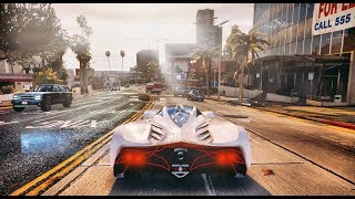 ► GTA 6 Graphics 2018 Cars Gameplay! Ultra Realistic Graphic ENB MOD PC - 60 FPS - 1080p