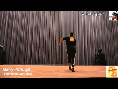 Garry Portugal Pachanga Workshp @ World Bachata Festival Kula Lumpur (www.worldbachatafestival.com)