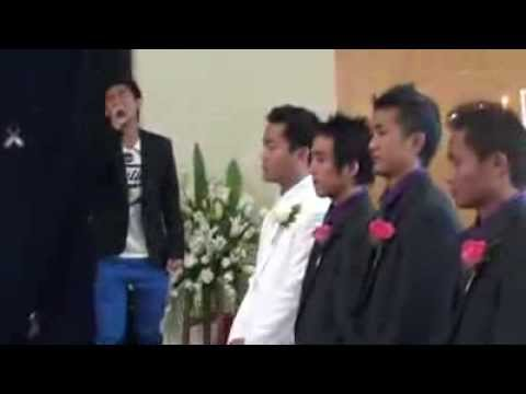 Wedding Song By Biak Tin Thang-( Myo Gyi) video
