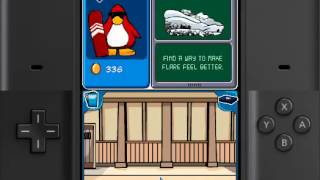 (NDS) Club Penguin: EPF: Mission 5 - All weld