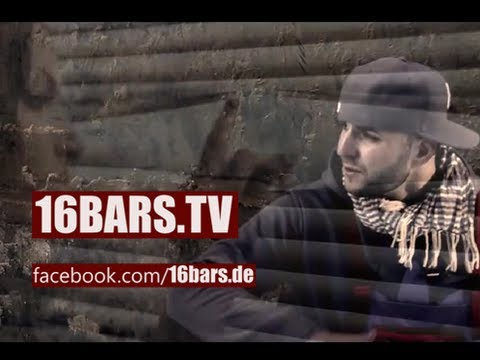 Bizzy Montana Musik-Video 16BARS.TV Videopremiere 2012