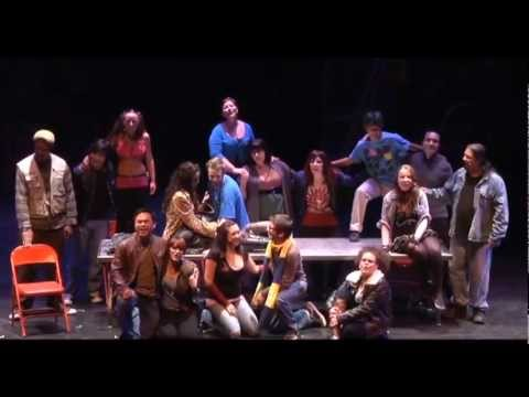 Finale B from RENT — Monterey Peninsula College
