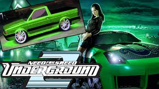 Saveiro quadrada - Need for Speed Underground 2